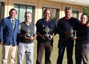 Yago Beamonte se hace con el título en el Centro Nacional de Golf