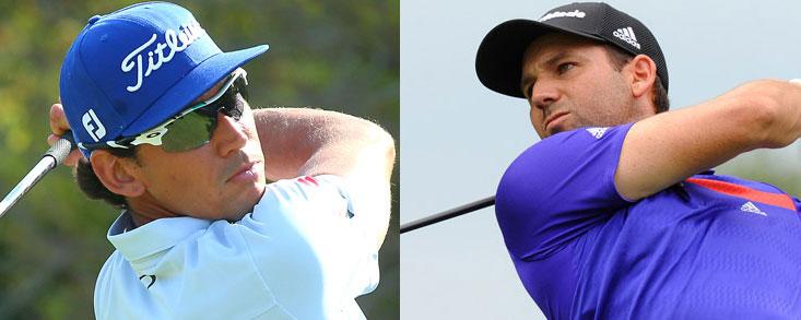 García y Cabrera buscan la forma perfecta en Houston para encarar el Masters de Augusta