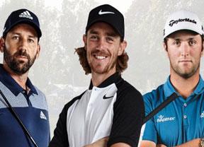 El mejor partido que se puede ver en el Tour Europeo, Sergio, Tommy y Jon