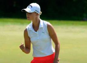 Louise Ridderstrom gana en Pennsylvania