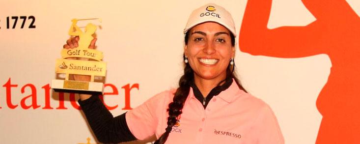 Victoria Lovelady, primera vencedora en el Santander Tour