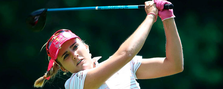 Lexi Thompson, dispuesta a repetir la historia