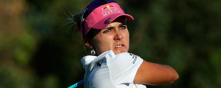 Lexi Thompson despega hacia el liderato a falta de una jornada