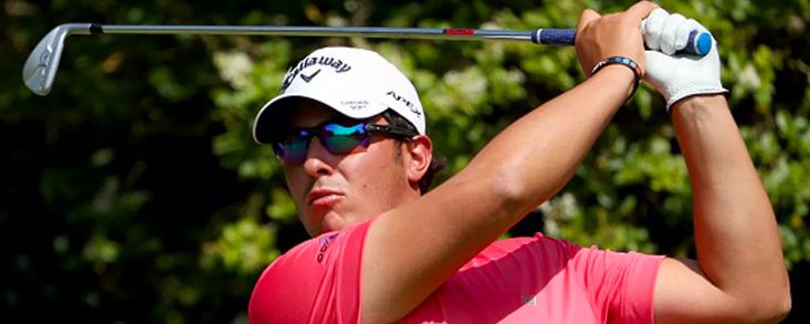 Luca Cianchetti nuevo líder del Katameya Dunes Open