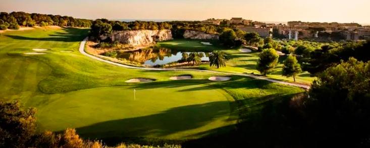 Lumine Golf acogerá la final de la Escuela del Tour Europeo de 2020 a 2022