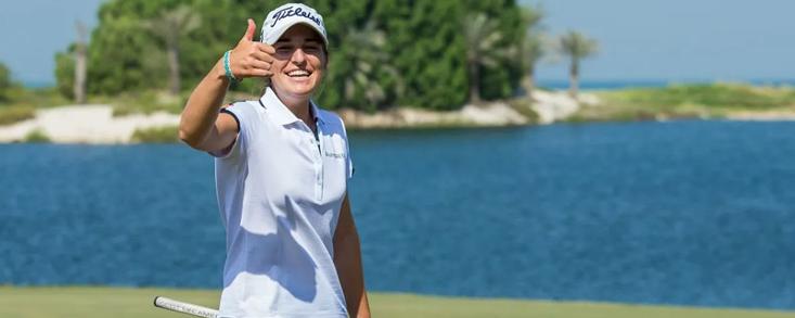 Luna Sobrón logra plaza para el US Open