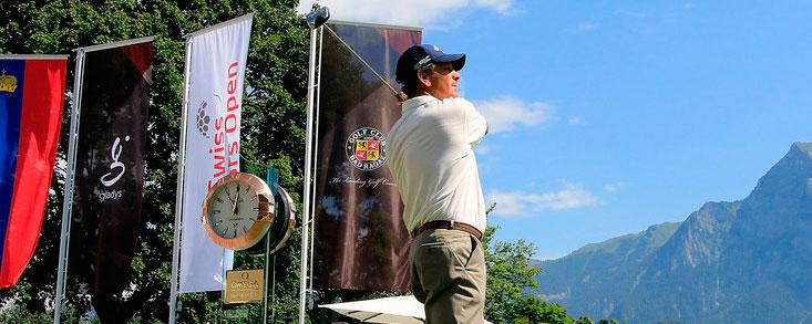 Santi Luna roza el top ten en Suiza