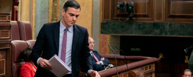 Sánchez confirma que habrá luto nacional