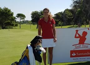 Marta Sanz se pone al frente en El Saler