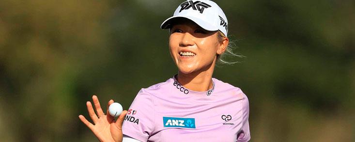 Lidya Ko sueña con volver a ganar en el LPGA