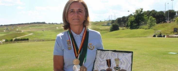 Macarena Campomanes, tercer título continental en cuatro años
