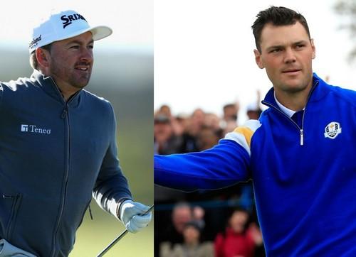 Graeme McDowell y Martin Kaymer vicecapitanes de la Ryder Cup