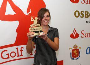 La amateur Meghan Maclaren se impone en el Santander Tour LETAS de La Peñaza