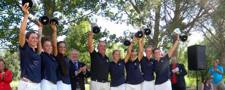 Madrid gana el Interautonómico femenino