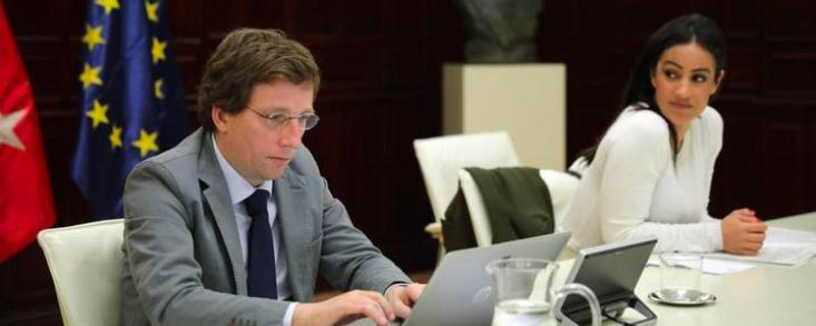 Madrid enchufa liquidez a pymes y autónomos
