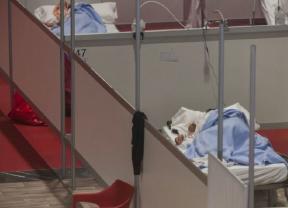 El incremento de fallecidos en Madrid se ralentiza