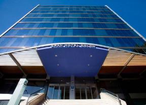 1.670 pacientes alojados en trece hoteles madrileños