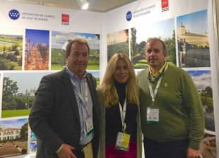 Madrid se promociona como destino de golf