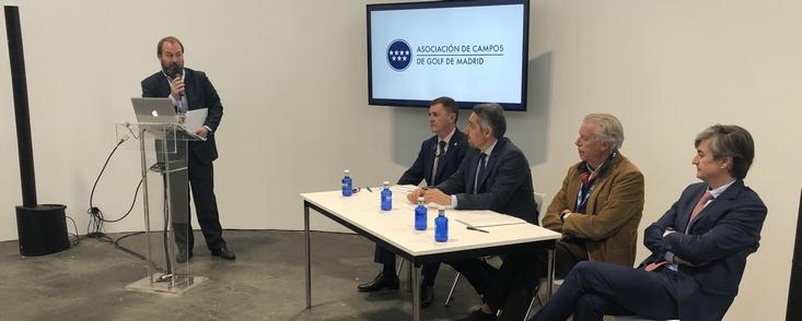 La Asociación de Campos renueva su compromiso con la Comunidad de Madrid