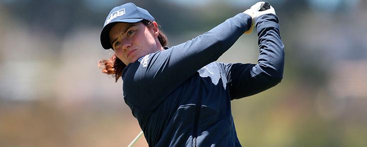 La irlandesa Maguire comienza liderando el LPGA Mediheal Championship