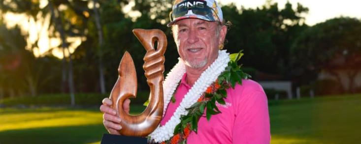 Miguel Ángel Jiménez gana por segunda vez el Mitsubishi Electric Championship