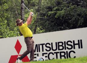 Jiménez y Langer comienzan liderando el Mitsubishi Electric