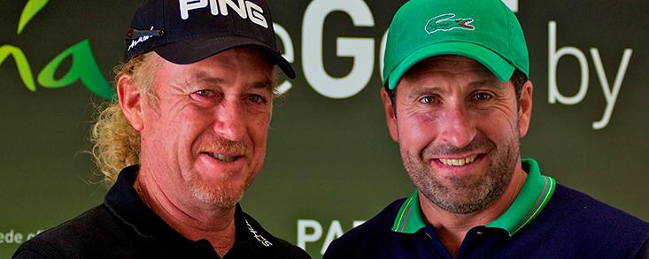 Jiménez y Olazábal buscan otra oportunidad en el Dick's Sporting Goods Open
