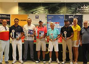 Más ganadores del Wagc en el Parador de Málaga