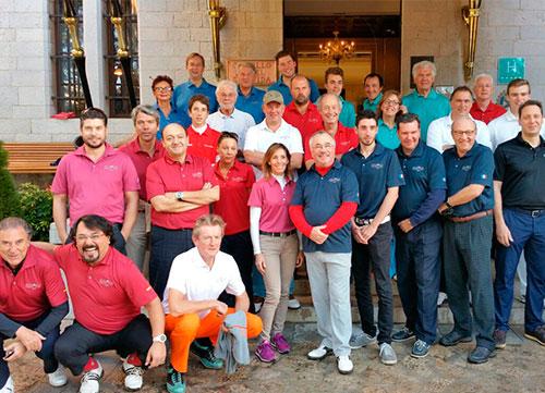 Mallorca se consolida como destino turístico y de golf en la Mallorca Press Cup