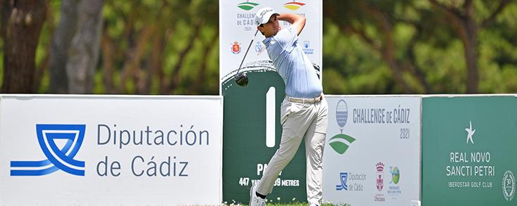 El mejor golf continúa una semana más en Chiclana de la Frontera