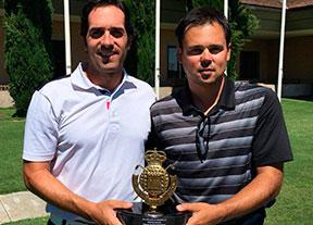 José Manuel Mancebo y Pablo Nicolás del Grosso, campeones del Dobles de Madrid