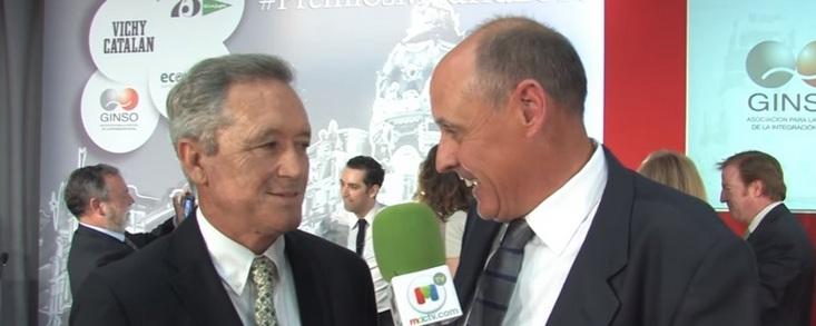 Manolo Piñero: 'Este premio lo tendría que haber recogido Severiano Ballesteros'