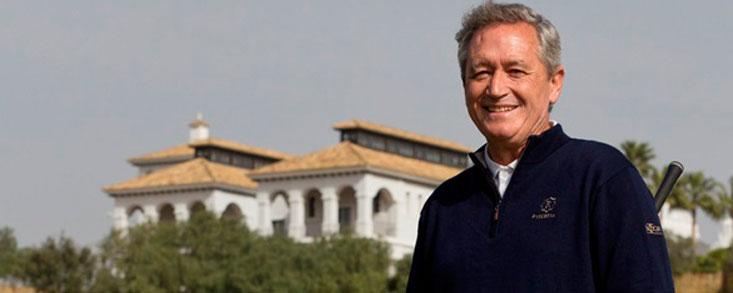 Manolo Piñero, cumpleaños y retirada del Tour Europeo