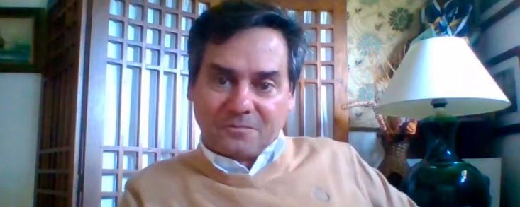 """Pablo Mansilla: """"Ser una gran industria del turismo de golf es nuestra gran fortaleza"""""""