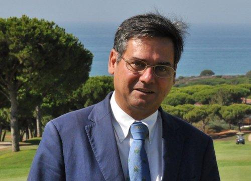 Pablo Mansilla: 'Es una gran noticia para el golf andaluz'