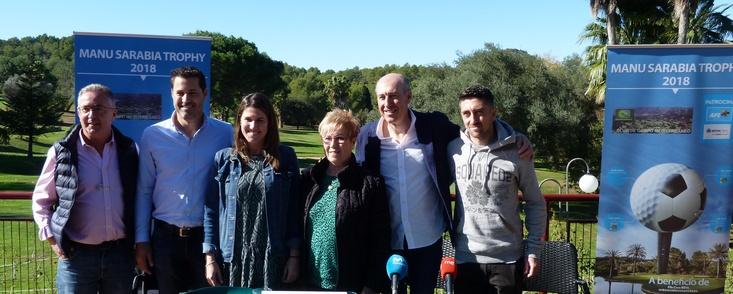 Golf, deporte y solidaridad, unidos en Castellón