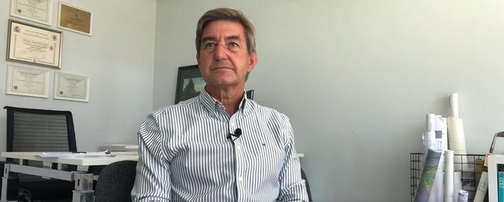 Marco Martín: 'Los campos no se pueden hacer más largos, pero los greenes se pueden complicar hasta el infinito'