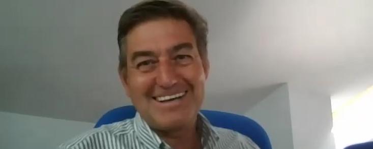 Marco Martín: 'Detrás de cada hoyo hay una historia que se debería conocer'