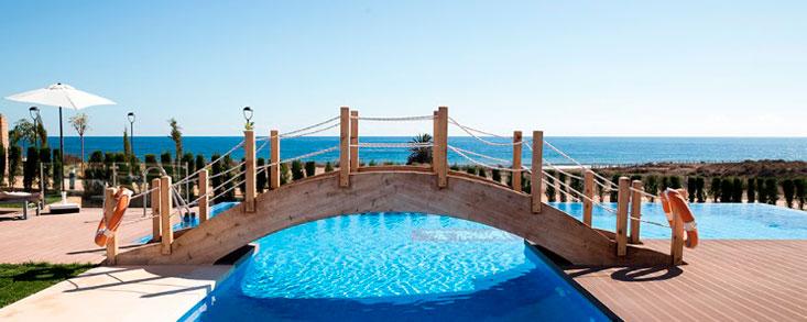Mar de Pulpí, un complejo vacacional del siglo XXI en la costa de Almería