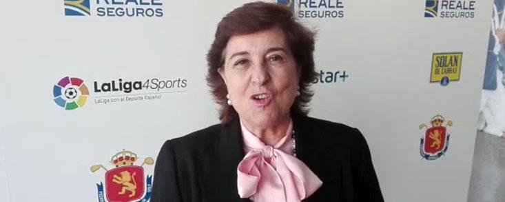 'Para el golf español: virgencita que me quede como estoy'