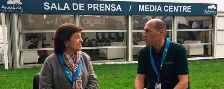 María Acacia López Bachiller: 'Ha habido momentos buenos y no tan buenos'