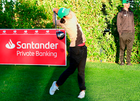 El Santander Golf Tour regresa a Lerma
