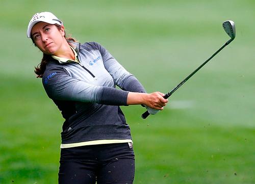 Marina Alex ataca primero con 62 golpes en Portland