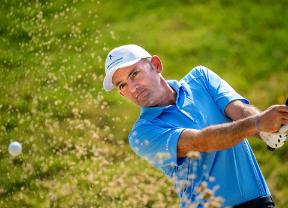 Markus Brier al frente del Scottish Senior Open