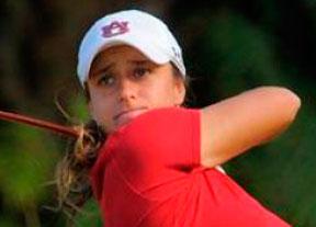 Marta Sanz sigue en el top ten en Australia, a cinco golpes de la cabeza