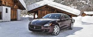 Maserati crece un 38% en la península Ibérica