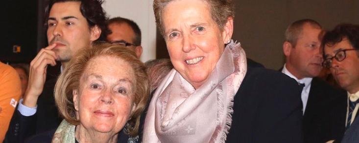 Fallece Mercedes Blasco, madre de Marta Figueras Dotti