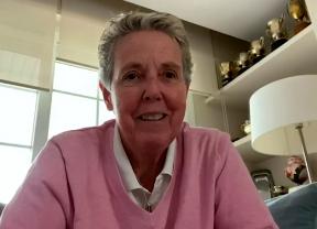 Primeras reacciones de Marta Figueras-Dotti tras la suspensión del Evian