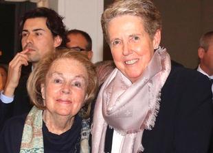 Fallece Marta Blasco, madre de Marta Figueras Dotti