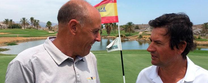 Miguel Ángel Martín: 'Todavía sigue habiendo muy pocos torneos en Europa para los seniors'